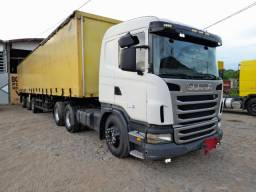 Scania 6x4 revisada!!! Oportunidade!