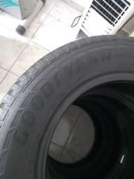Título do anúncio: Vendo 4 pneus aro 16 205 65 Goodyear