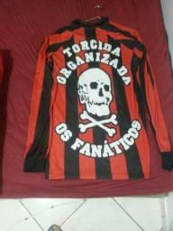 Camisa torcida os fanaticos