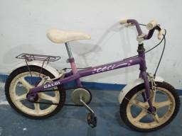 Vendo bike usada Caloi ceci aro 16