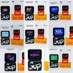 NOVO Fliperama Arcade Retrô Portátil Sup 900 Jogos (Loja Virtual)