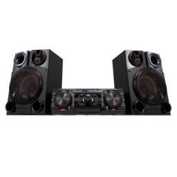 Mini System Lg Cm8350 - 1800w - X Boom - Bluetooth - Tv Sound Sync Preto