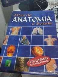 Atlas de anatomia e saúde