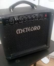 Caixa Amplificador de Guitarra Meteoro NDE15 - Com 16 efeitos