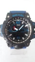 Relógios Desportivos, Luxo Relógios Militares, De Quartzo Dos Homens Led Analógico Digital