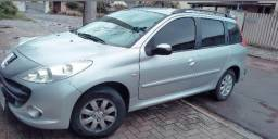 Peugeot 207 SW XR 1.4 Flex 5P 2009/2010