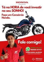 Título do anúncio: Faça um Consórcio Honda em Andamento