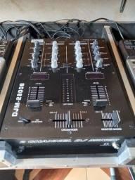 Aparelho de dj mixer
