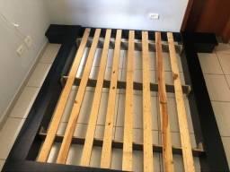 Vendo cama casal oriental tatame em mdf