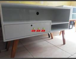 Rack aparador estilo retrô SOB ENCOMENDA