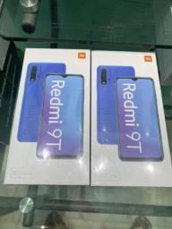 XIAOMI REDMI 9T 128GB 4GB ram 6000mAh bateria disponíveis
