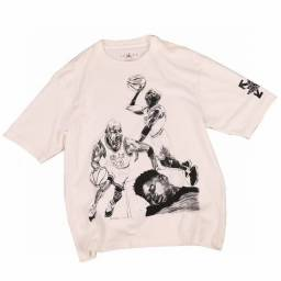 Título do anúncio: Camiseta Nike Air Jordan X Off White