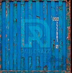 Adesivo container
