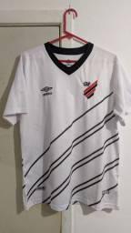 Camisa Branca Athletico Paranaense Tamanho G