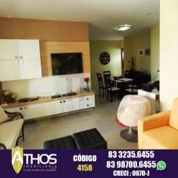 ?Tambaú? 125,7m² Apartamento com 3 Quartos! ?