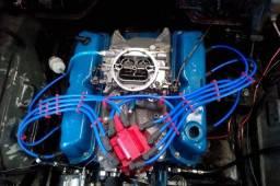 Suspensão dianteira completa Ford Maverick
