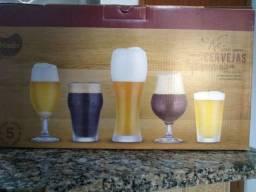 Kit Taças para Cervejas Especiais