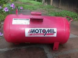 Reservatorio compressor ar