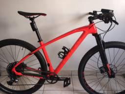 Bike Caloi Elite Carbon Esport