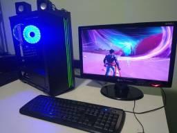 PC Gamer novo e com garantia