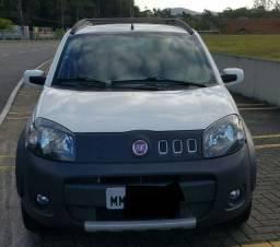 Fiat Uno Way completo top!!! Aceito troca!!