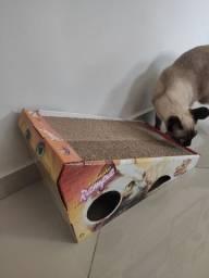 Arranhador rampa para gatos