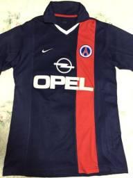 Camisa PSG oficial 2001/02 tamP