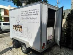 ALUGO OU VENDO FOOD TRUCK