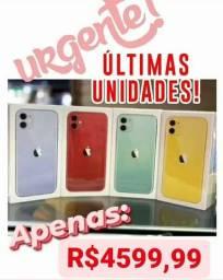 iPhone 11 64gb (novo) Lacrado (parcelamos no cartão e aceitamos usados)