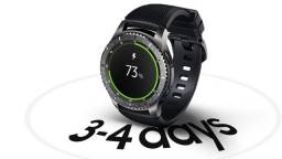 Samsung Gear S3 Frontier (Disponível 2 Peças juntos R$ 1.800,00 ou R$ 1.00,00 cada)