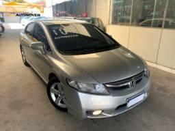 Honda-Civic Lxl 1.8 flex muito novo Financiamos sem comprovação de renda