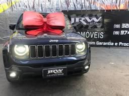 Jeep Renegade Longitude 1.8 4x2 Flex Automática 2020 Muito Nova!!! Baixo KM !!!