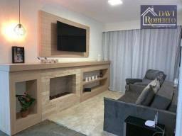 Apartamento com 2 dormitórios à venda, 80 m² por R$ 820.000,00 - Condomínio Gaudi Loft Des