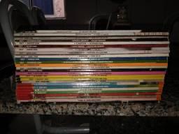 Coleção revistas 2005/2006