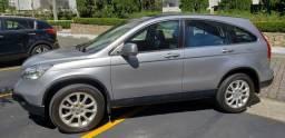 CRV 2007 2.0 EX Top de linha com placa Mercosul.Disponível!