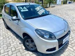 Renault - Sandero TechRun 1.0 Flex - Unico Dono / Pneus Novos / Revisado / IPVA 2021 PAGO