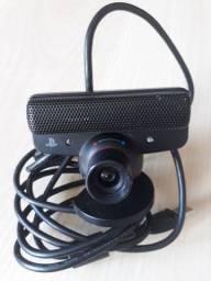 Câmera para PlayStation, V/T
