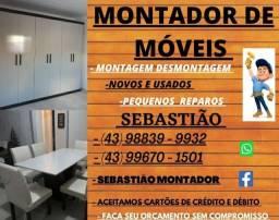 MONTADOR DE MÓVEIS ???APUCARANA???