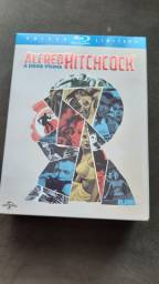 Box Alfred Hitchcock Blu ray - 14 filmes