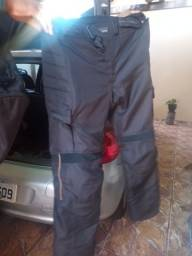 Calça motoqueiro