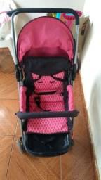 Vendo bebê conforto e carrinho