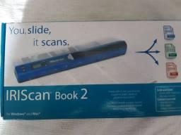 Scanner de mão portátil