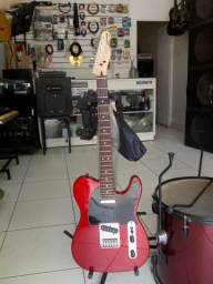 Guitarra squier (fender)  blindada