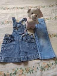 Jeans infantil