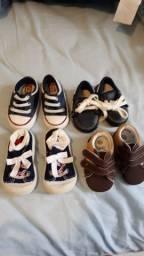 Sapatos menino bebe tam 15
