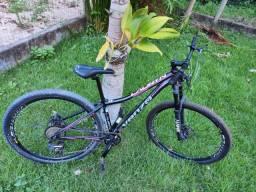 "Bicicleta 29"" feminina Lauryn MTB Freio Hidráulico"