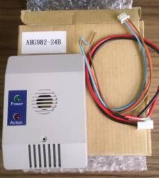 Detector de Gás de Cozinha GLP e Gás Natural GN