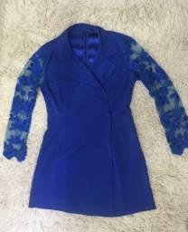 Blazer/casaco/vestido