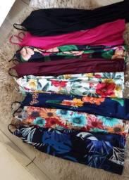 LEIA A DESCRIÇÃO!!!! Vestidos, saias, novos e usados.