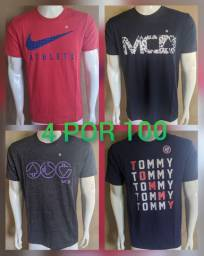 Camisas (Nike, Tommy Hilfiger, Oakley, etc)